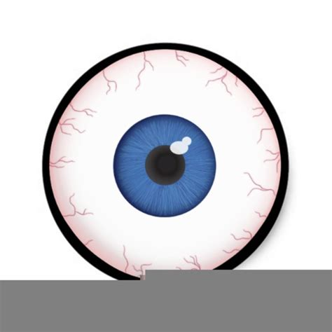 Eyeball Clipart Eyeball Clipart Free Images At Clker