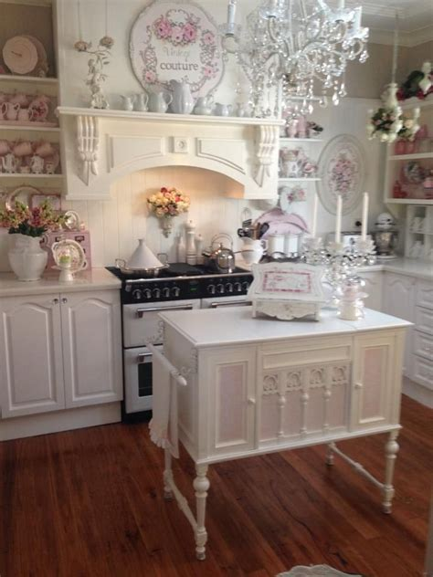 shabby chic kitchen island 139 best images about shabby chic kitchens on