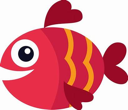 Fish Transparent Clipart Background Clip Getdrawings Cartoon