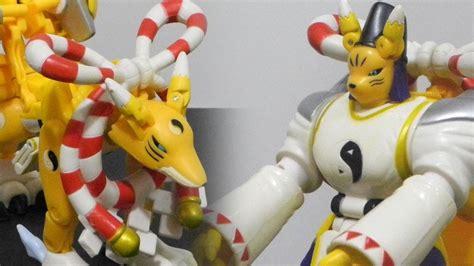 Digimonデジタルモンスターwarp Digivolving Figure Review-kyubimonキ