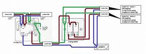 3 Gang Schematic Wiring Diagram