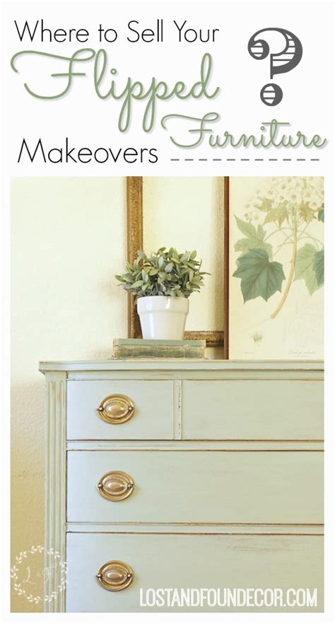 where to sell your flipped furniture makeovers let s talk