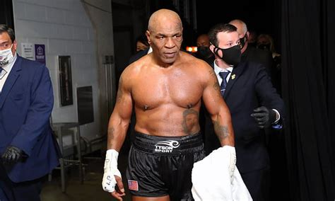 Mike Tyson was nearly involved in second fight after ...
