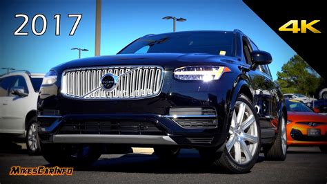 2017 Volvo Xc90 Hybrid T8 Excellence  Ultimate Indepth Look In 4k Youtube