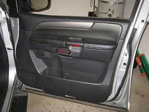 Nissan Armada Interior Door Panel Removal Guide