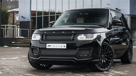 land rover kahn tuningcars range rover autobiography 600 le by kahn design