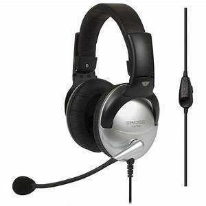 Koss Sb49 Full Size Communication Headset 186008 B U0026h Photo