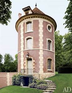 Inside Designer Valentino Garavani's French Chateau.
