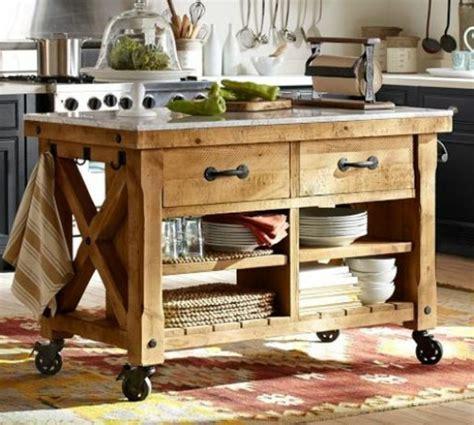 Transportable Kücheninsel Designs
