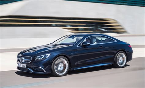 2015 Mercedes S65 Amg Coupe Packs Luxury And Performance