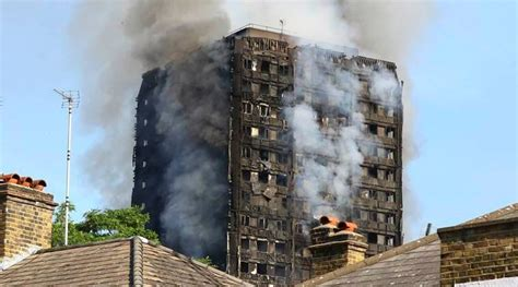 The great fire of london. London fire: Officials say it will be a miracle if more ...
