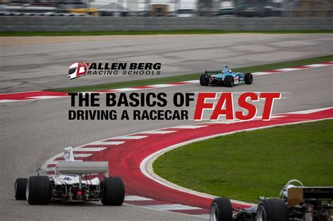 The Basics Of Driving A Race Car Fast 2