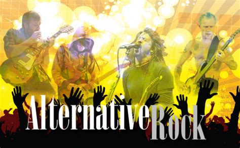 Top 10 Alternative Rock Bands