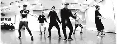 Kpop Dance Practice Exo Gifs Popasia Request