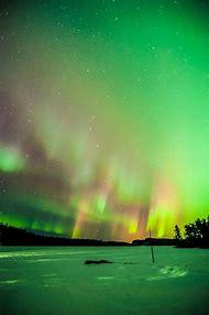 Spring Aurora Borealis