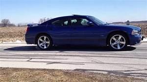 2010 Dodge Charger R  T Burnout