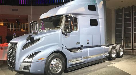volvo unveils redesigned vnl series transport topics
