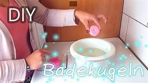 Badekugeln Selber Machen Rezept : diy badekugeln schnell und einfach selber machen youtube ~ Frokenaadalensverden.com Haus und Dekorationen