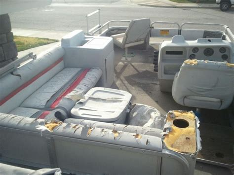 Ta Craigslist Org Boats by Craigslist Pontoon Boat 1991 20 Sweetwater Rebuild Pontoon