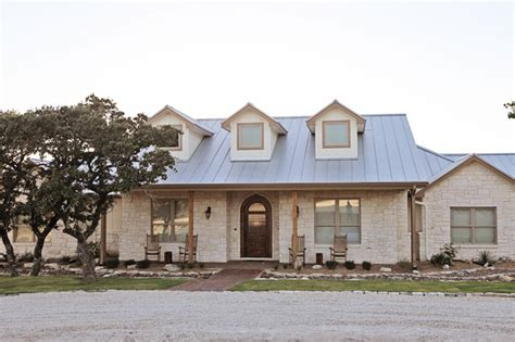 cater hill country ranch traditional exterior