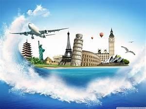 Travel Desktop Wallpaper