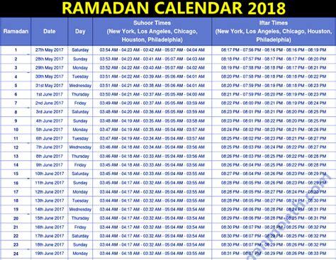 ramadan  calendar calendar yearly printable