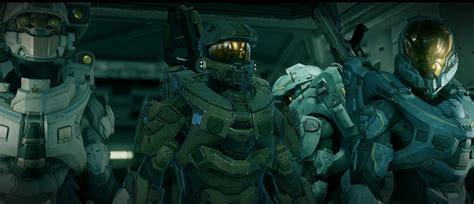 meet master chiefs blue team  halo  guardians