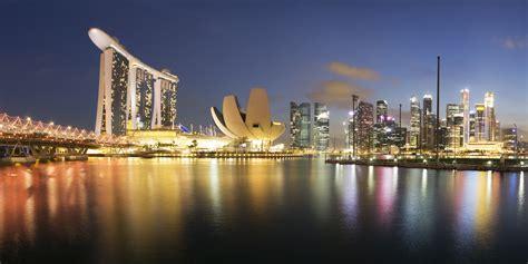 singapore named    money city  foreign