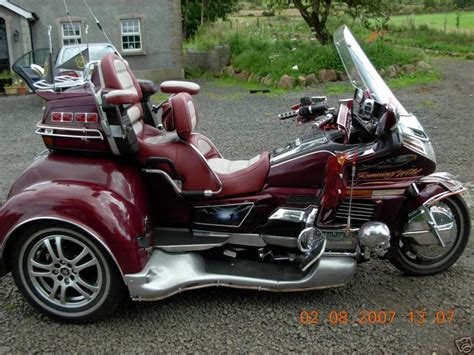 Used Honda Goldwing Trikes