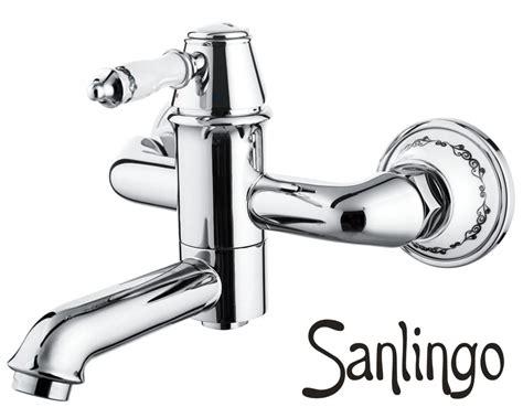 Badarmaturen Fuer Waschtisch Dusche Und Badewanne by Serie Sina Retro Bad Badewanne Einhebel Armatur Wasserhahn
