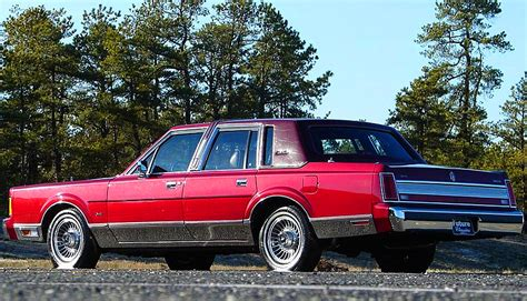 1989 Lincoln Town Car | CLASSIC CARS TODAY ONLINE