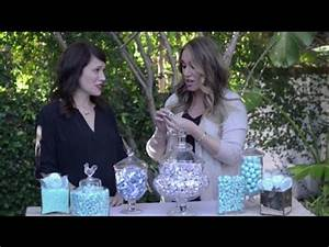 Candy Bar Party Tips | Real Girls Kitchen | Ora.TV - YouTube