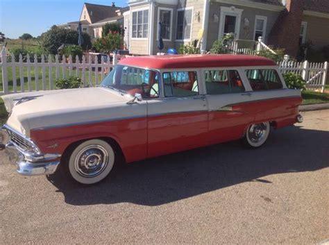 passenger survivor  ford country sedan