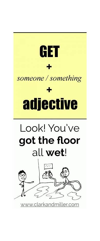 Adjective Something Someone