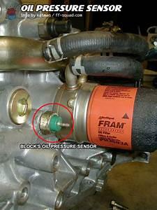 B18a1 Oil Pressure Gauge  Switch - Honda-tech