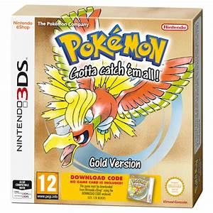 Poku00e9mon Gold Version Nintendo Official Uk Store