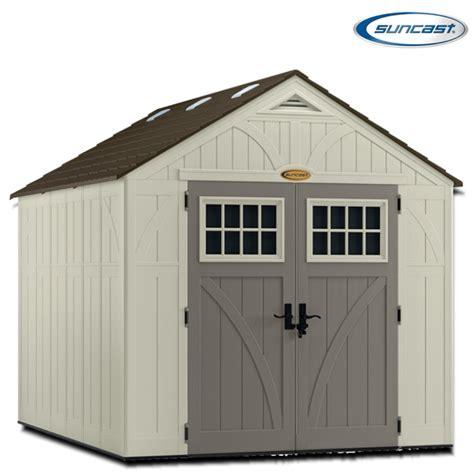 suncast tremont shed assembly suncast bms8100 tremont 3 shed 8x10