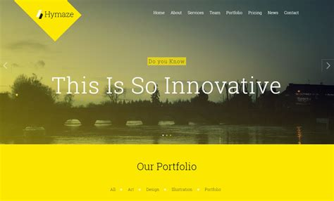 Wp One Page Themes 50 Best One Page Themes Of 2018 Modern Wp Themes