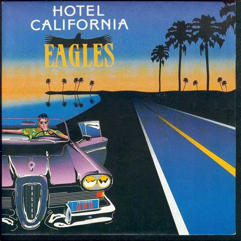 hotel california  kid  town de eagles sp chez