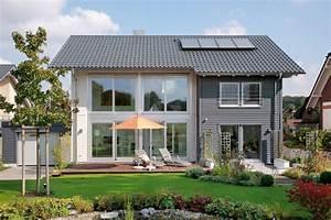 Maison Préfabriquée En Bois : maison pr fabriqu e moderne avec fa ade en bois et en ~ Premium-room.com Idées de Décoration