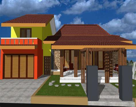 model rumah joglo minimalis