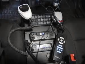 hear  emergency agencies turn  radio
