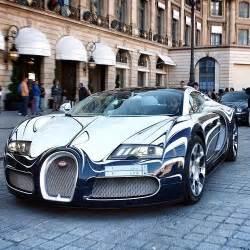 Chrome Cars Bugatti Veyron