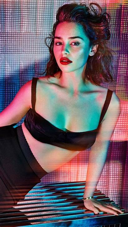 Clarke Emilia Actress 4k Ultra Mobile Wallpapers