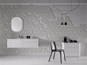 Miroirs Design Contemporain : miroir design dans la salle de bains 30 id es magnifiques ~ Teatrodelosmanantiales.com Idées de Décoration