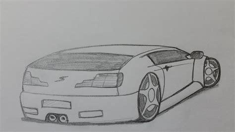 voiture de sport comment dessiner une voiture de sport youtube