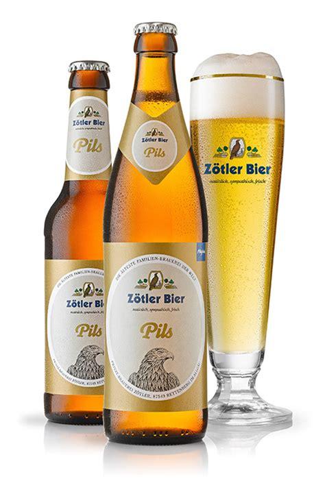 Zötler Bier - Pils
