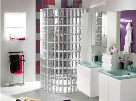 cloison verre salle de bain mobilier table cloison verre salle de bain