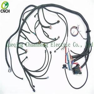 Ls1 Swap 4l60e Transmission Standalone Wiring Harness Diy