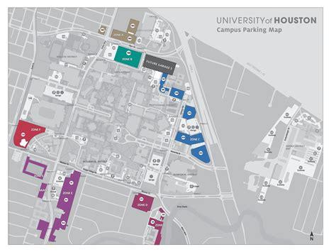 af parking transportation services university houston